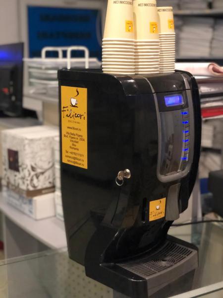 Espressor Vending Capsule Point/Ciocolata 2