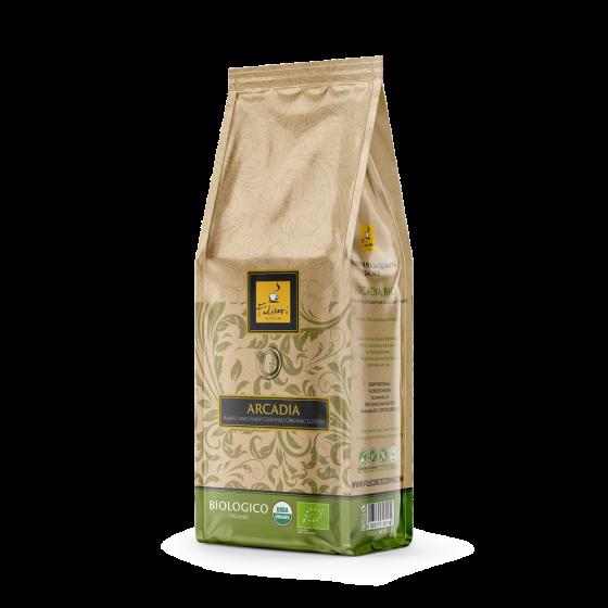 Cafea Filicori Zecchini, Arcadia Bio (Organic), 1 kg boabe [0]
