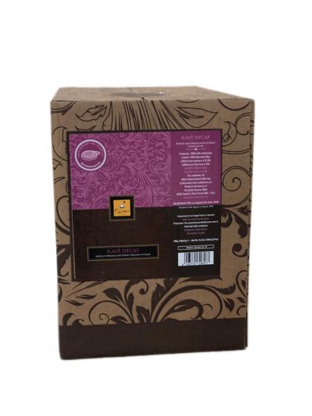 Cafea Filicori Decafeinizata  Premium Kave , Cialda,  monodoze  7g, 100 plicuri 0