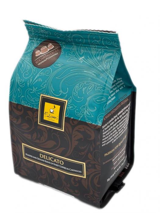 Cafea Filicori  in capsule Delicato/Nespresso 0
