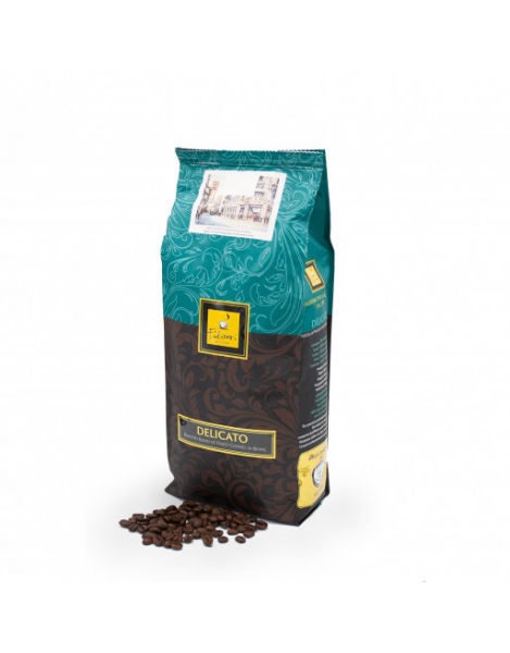 Cafea Filicori Zecchini  Gran Crema Delicato, 1 Kg boabe 3