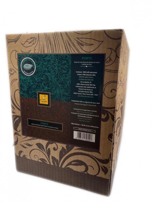 Cafea Filicori Zecchini in Monodoze Cialde, 7g Gran Crema Forte 100/buc 0