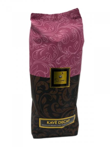 Cafea Filicori Zecchini  KAVÈ DECAFFEINATED, 500g boabe [0]