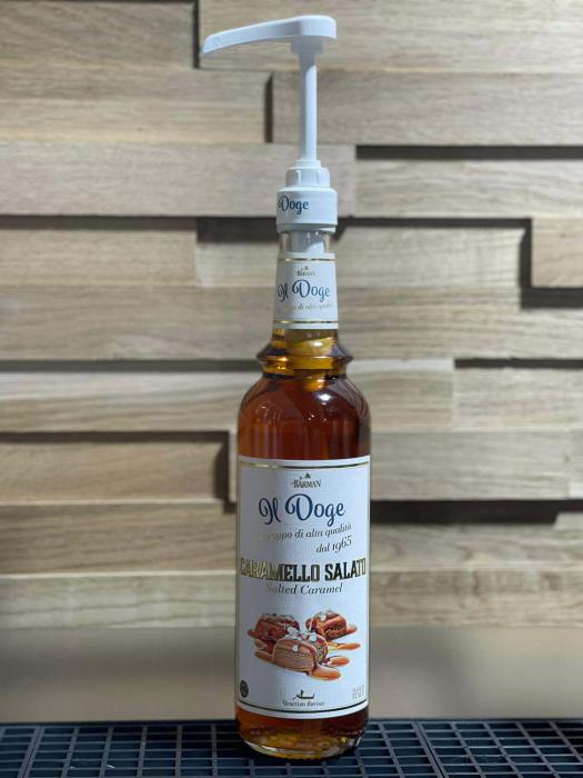 Sirop Caramel Sarat,  IL Doge  700 ml [0]