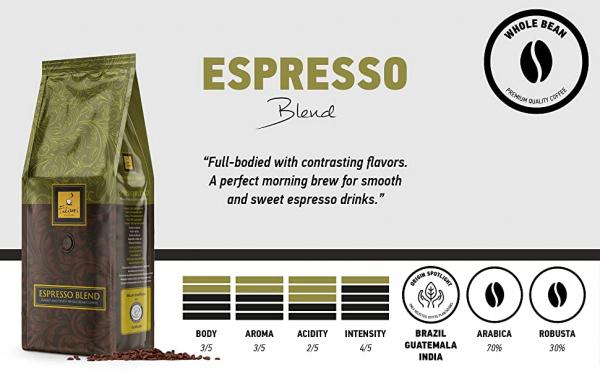 Cafea Filicori Zecchini Espresso Blend, 1 Kg boabe 1