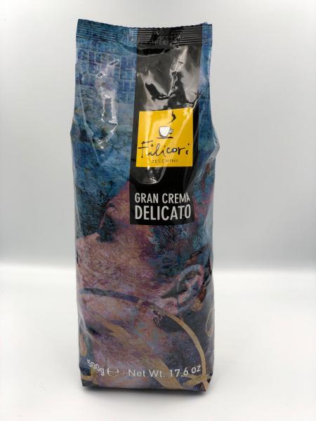 Cafea Gran Crema DELICATO 500G 0