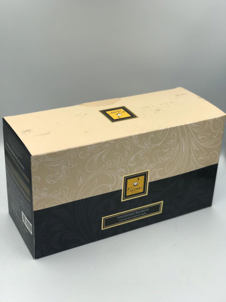 Filicori Zecchini Chocolate/Ciocolata Alba  20 plicuri/ 35g, 700g Total 0