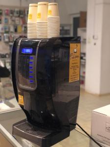 Espressor Vending Capsule Point/Ciocolata1