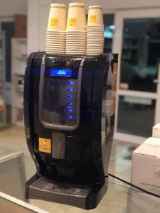 Espressor Vending Capsule Point/Ciocolata0