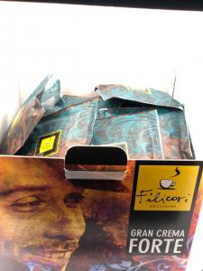 Cafea Filicori in Monodoze Cialde 7g Gran Crema Forte 50/buc1