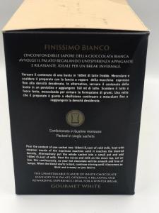 Filicori Zecchini Chocolate/Ciocolata Alba  20 plicuri/ 35g, 700g Total1