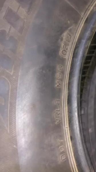 set 2 anvelope 235/65 R17 sh vara Bridgestone 5mm cu garantie 3