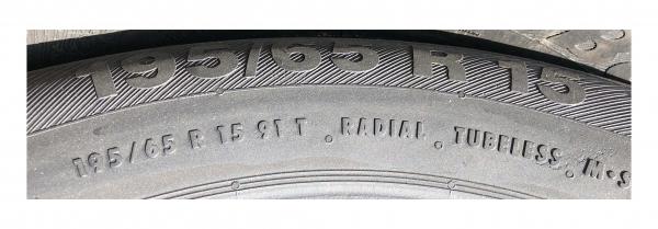 set 4 anvelope 195/65 R15 sh iarna Barum 7mm cu garantie 3