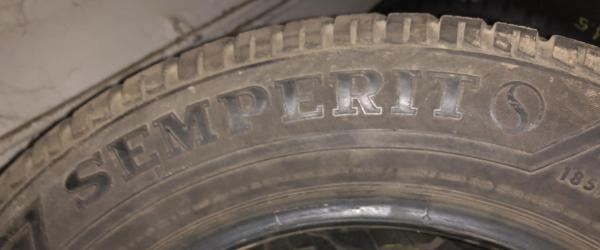 set 2 anvelope 185/65 R15 sh iarna Semperit 6mm cu garantie [4]