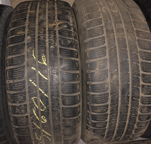 set 2 anvelope 225/60 R16 sh iarna Michelin 5mm cu garantie 0