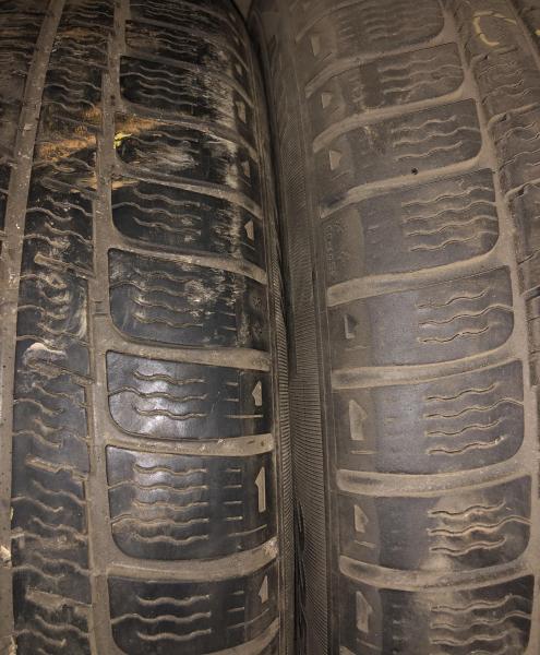 set 2 anvelope 225/60 R16 sh iarna Michelin 5mm cu garantie 3