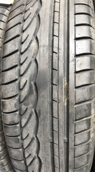 set 4 anvelope 175/70 R14 sh vara Dunlop 6mm cu garantie 3