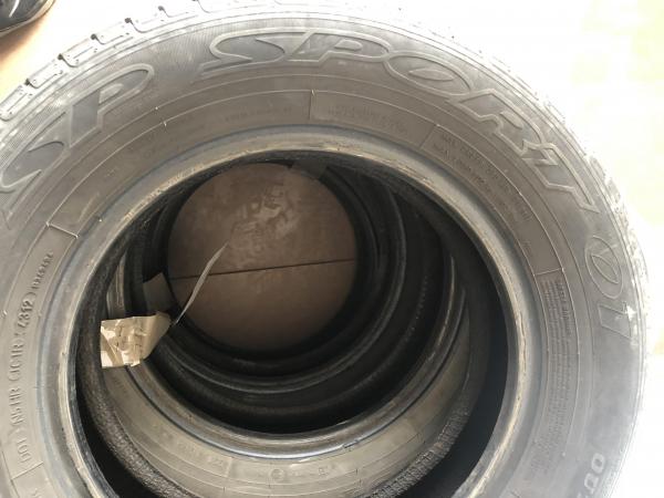 set 4 anvelope 175/70 R14 sh vara Dunlop 6mm cu garantie 7