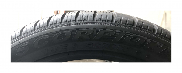 anvelopa 275/40 R20 sh iarna Pirelli 7.1mm cu garantie [1]