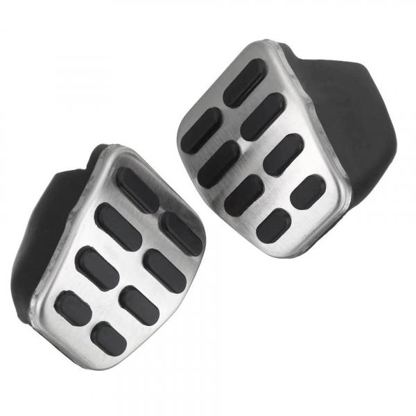 Set 4 pedale din otel pentru Volkswagen Golf /Jetta /Vento, volan dreapta 1