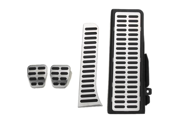 Set 4 pedale din otel pentru Volkswagen Golf /Jetta /Vento, volan dreapta 3