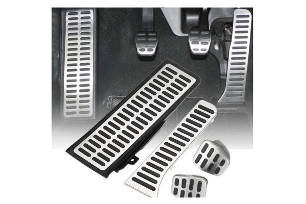 Set 4 pedale din otel pentru Volkswagen Golf /Jetta /Vento, volan dreapta 4