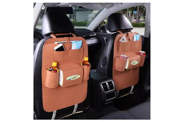 Husa scaun auto, depozitare obiecte pasageri (copii) 1