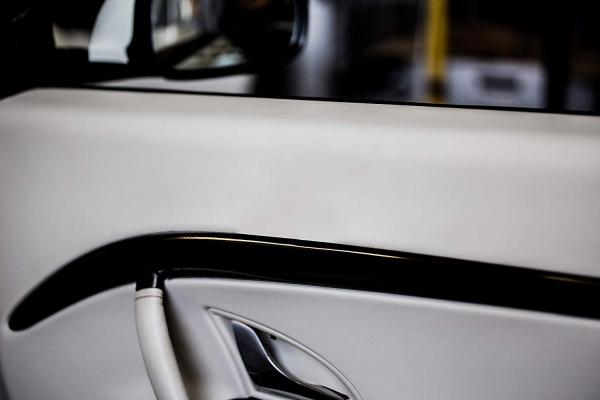 Set de ingrijire BenBow pentru curatare si intretinere piele auto, Benbow, 350ml 7