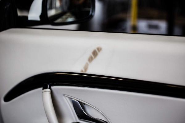 Set de ingrijire BenBow pentru curatare si intretinere piele auto, Benbow, 350ml 6