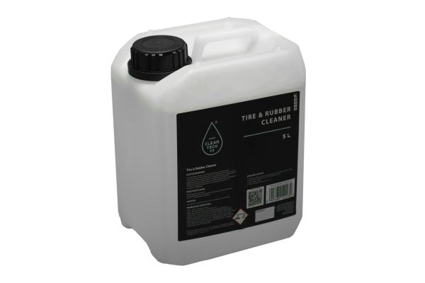 Solutie pentru curatat cauciuc si anvelope, Cleantech 5L 0