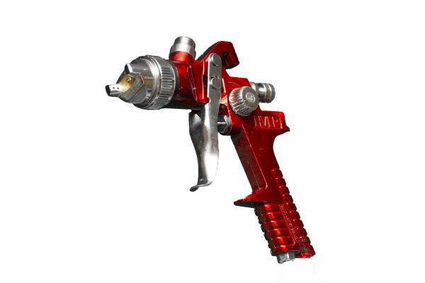 Pistol Vopsit Benbow, HVLP, duza 1.4 + set duze (1.8;2.5) 2
