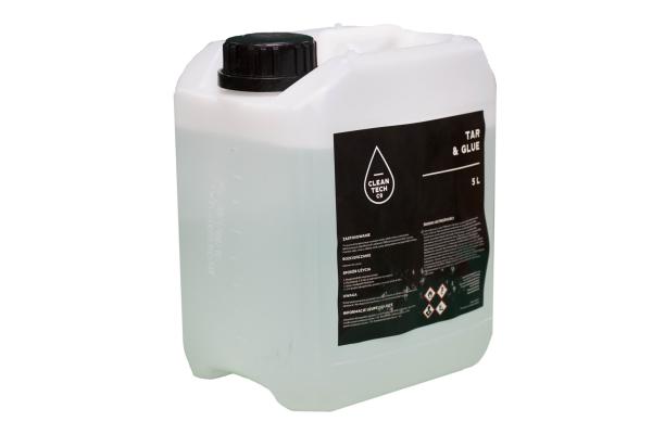 Tar & Glue, Solutie pentru curatat rezidurile de smoala, lipici, cauciuc, ulei, 5L [0]