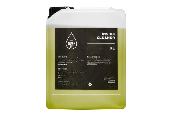 Inside Cleaner, solutie pentru curatat interioare auto, textil, plastic, piele, 5L 1