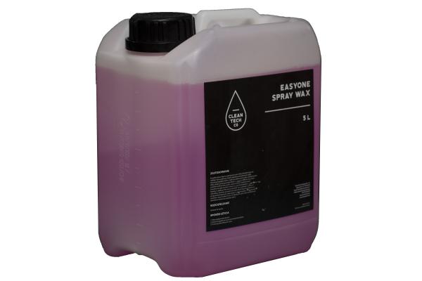 EasyOne Spray Wax, Ceara auto, ceara sintetica, Cleantech, 5L 0