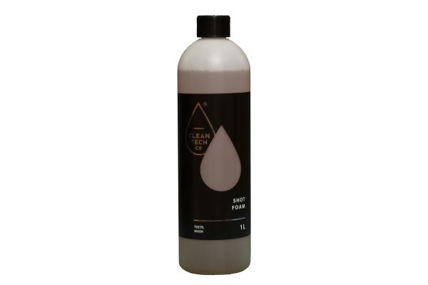 Shot Foam - solutie spumanta pentru curatarea tapiteriilor textile, 1L 0