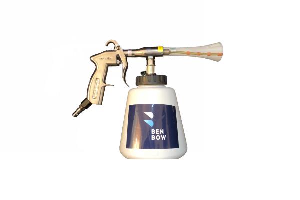 Pistol premium, Dispozitiv pentru curatat interioare auto Benbow 004, 1000ml 2