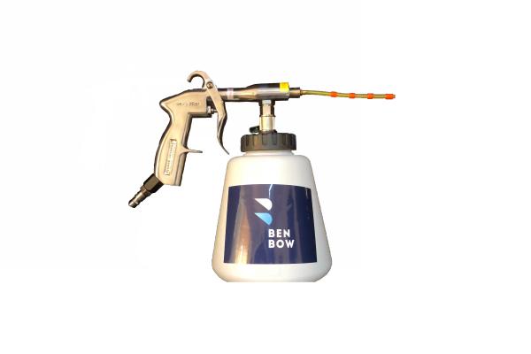 Pistol premium, Dispozitiv pentru curatat interioare auto Benbow 004, 1000ml 1