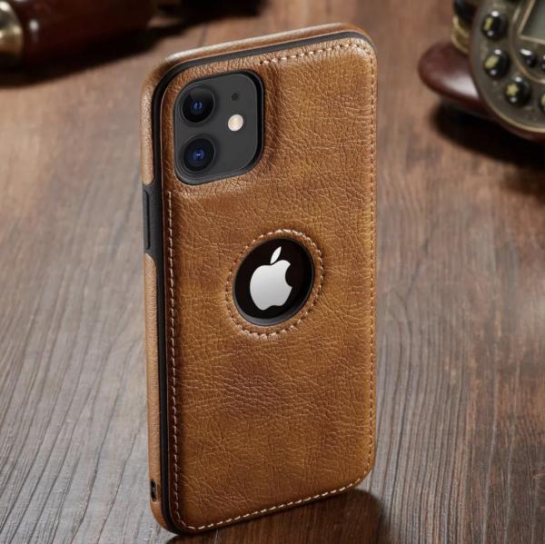 Carcasa piele pentru iphone 3