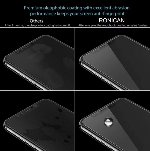 Folie sticla protectie ecran Iphone [5]