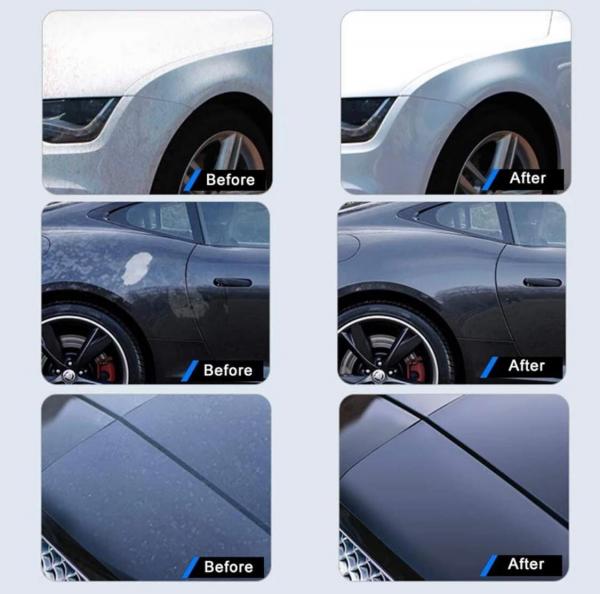 Set 13 perii de curățare a mașinii interior exterior 5