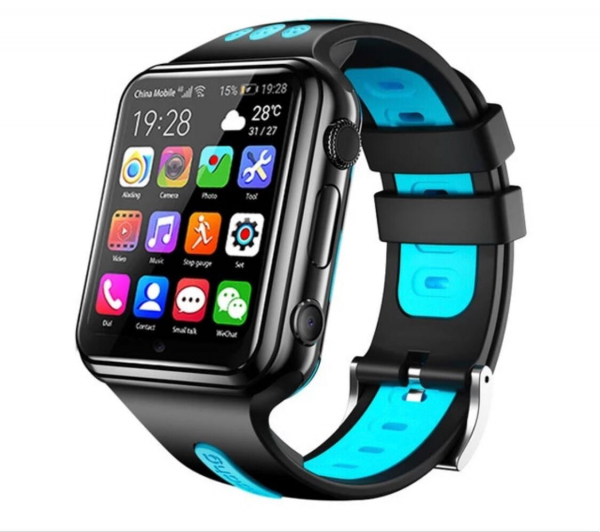 Android smartwatch 4G SIM Card 0