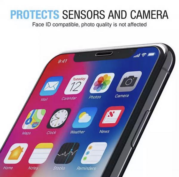 Folie sticla protectie ecran Iphone [9]