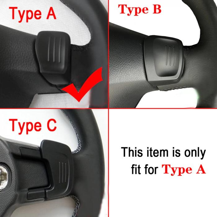 Set 2 padele volan pentru VW, Shift Paddle, VW Tiguan Golf 6 MK5 MK6 Jetta GTI R20 R36 CC Scirocco [1]