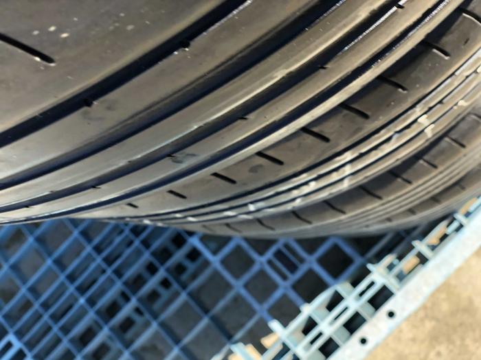 set 4 anvelope 245/40 R18  sh vara Goodyear 5mm cu garantie [3]
