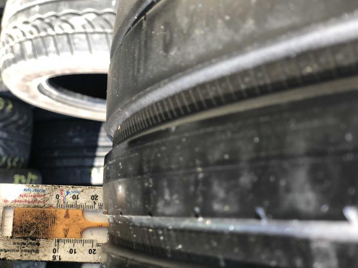 set 4 anvelope 245/40 R18  sh vara Goodyear 5mm cu garantie [6]