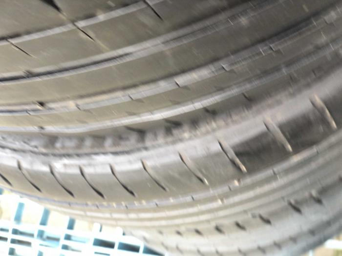 set 4 anvelope 225/40 R18  sh vara Michelin 5mm cu garantie [1]