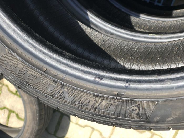 set 4 anvelope 225/40 R18  sh vara Dunlop 6.5mm cu garantie [4]