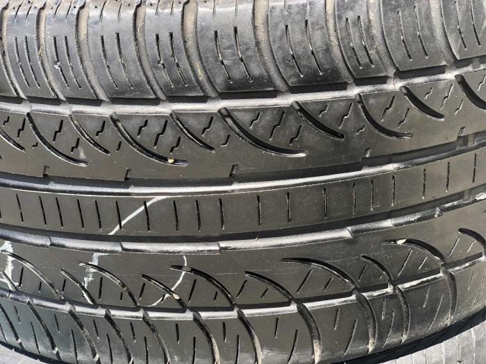 set 2 anvelope 255/35 R18  sh vara M+S Pirelli 6.5mm cu garantie [1]