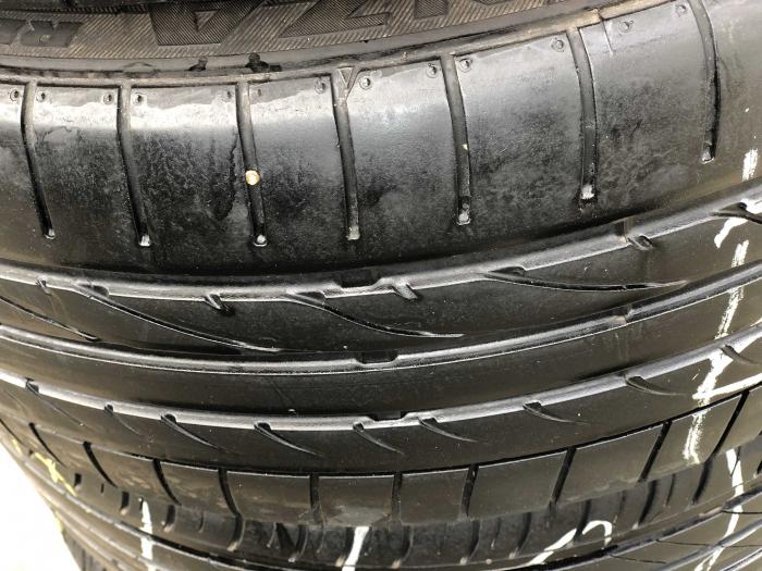 set 2 anvelope 225/45 R17 Runflat sh vara Bridgestone 5.5mm cu garantie [2]