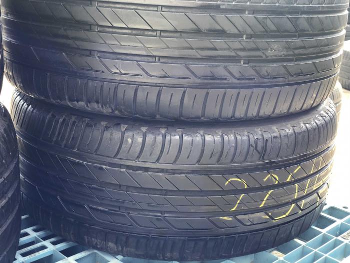set 2 anvelope 225/45 R17 sh vara Bridgestone 6mm cu garantie [0]